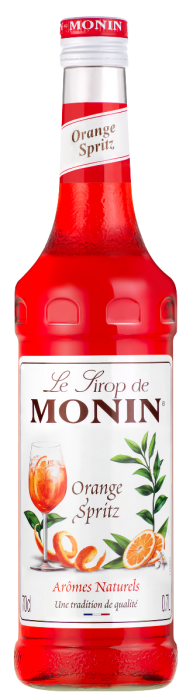 Sirop d'Orange Spritz, Monin (70 cl)
