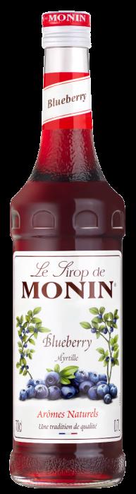 Sirop de Myrtille, Monin (70 cl)