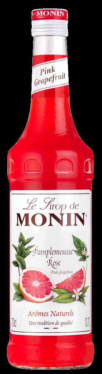 Sirop de Pamplemousse Rose, Monin (70 cl)