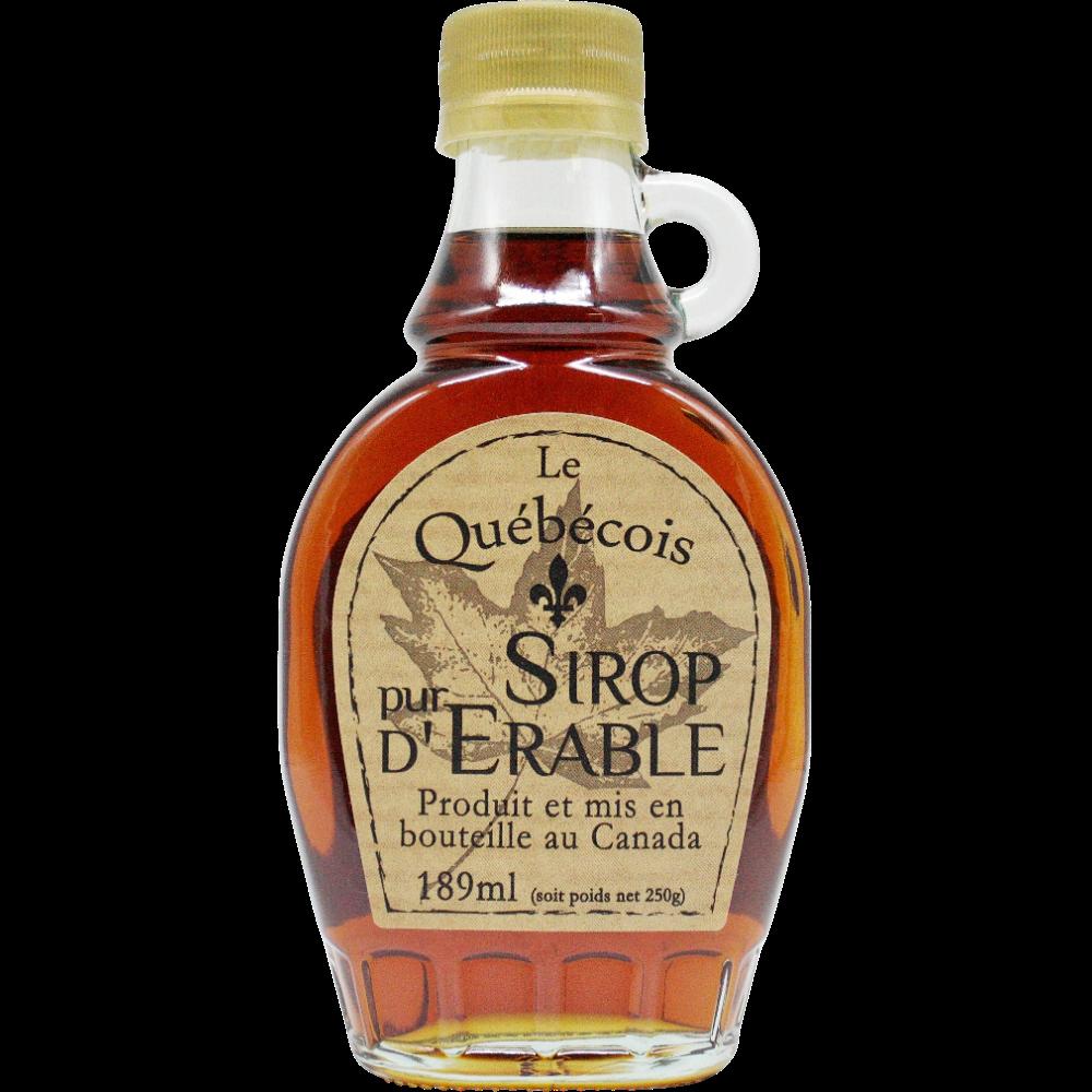 Sirop d'érable, Le Québecois (189 ml)