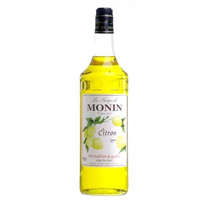 Sirop de citron Monin (1 L)