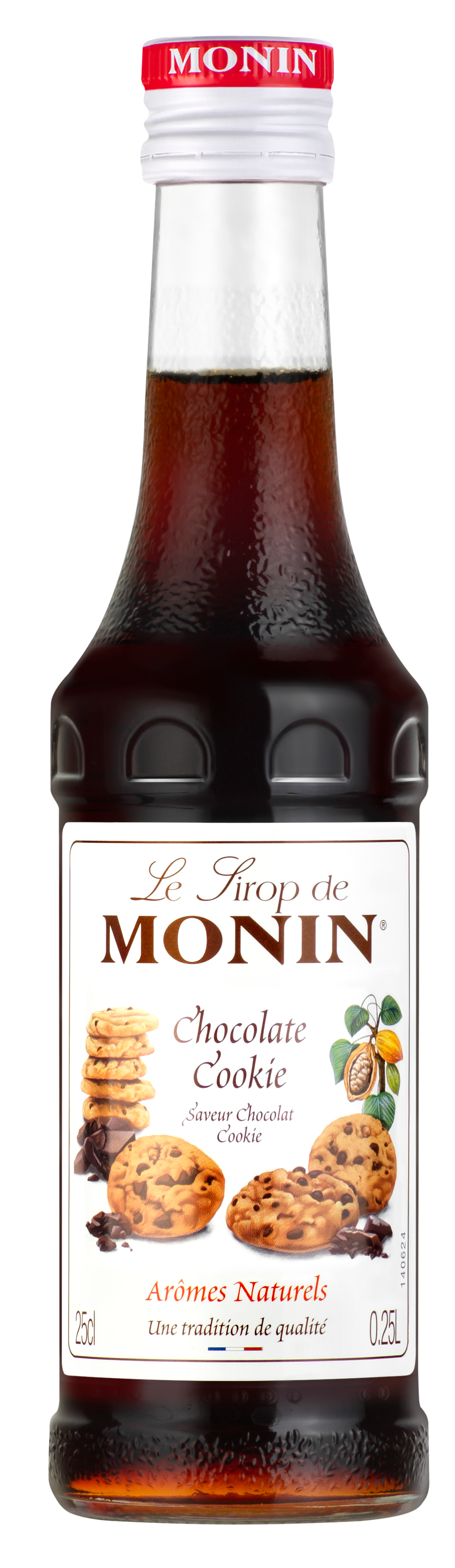 Sirop saveur Chocolat Cookie, Monin (25 cl)