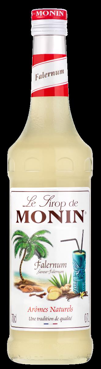 Sirop saveur Falernum, Monin (70 cl)