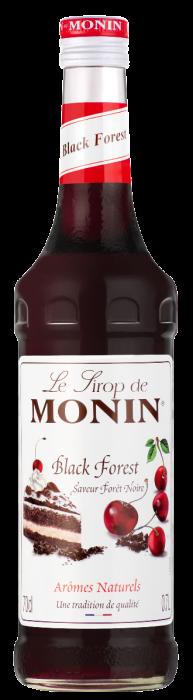 Sirop saveur Forêt Noire, Monin (70 cl)
