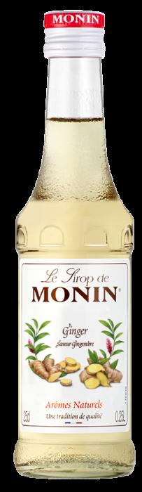 Sirop saveur Gingembre, Monin (25 cl)