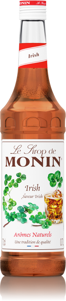 Sirop saveur Irish, Monin (70 cl)