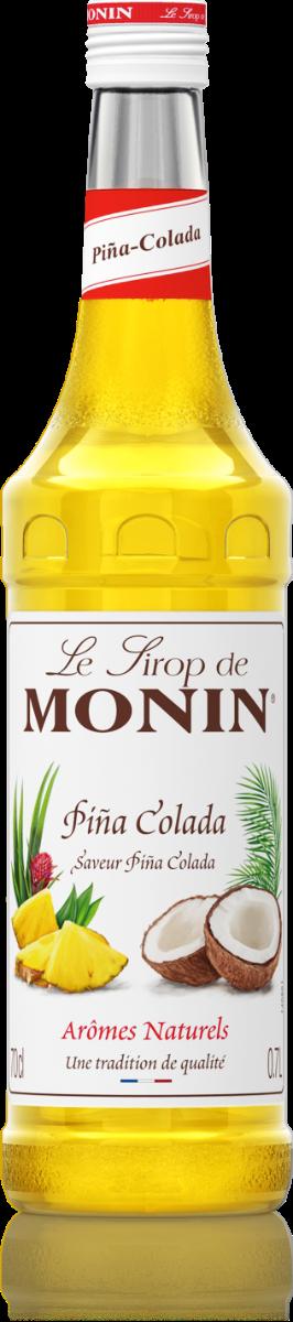 Sirop saveur Pina Colada, Monin (70 cl)