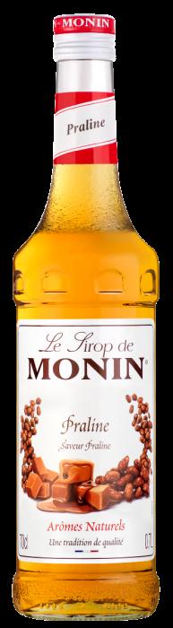 Sirop saveur Praline, Monin (70 cl)