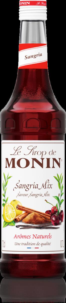 Sirop saveur Sangria Mix, Monin (70 cl)
