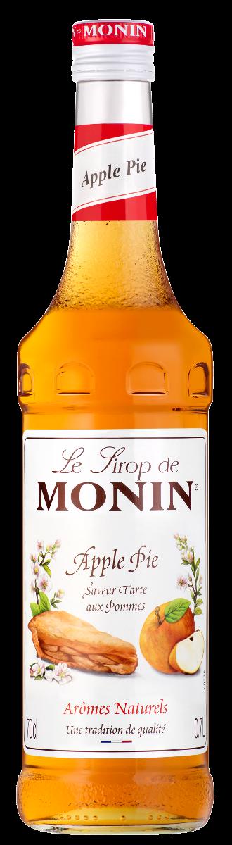 Sirop saveur Tarte aux Pommes, Monin (70 cl)