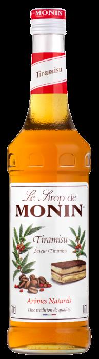 Sirop saveur Tiramisu, Monin (70 cl)