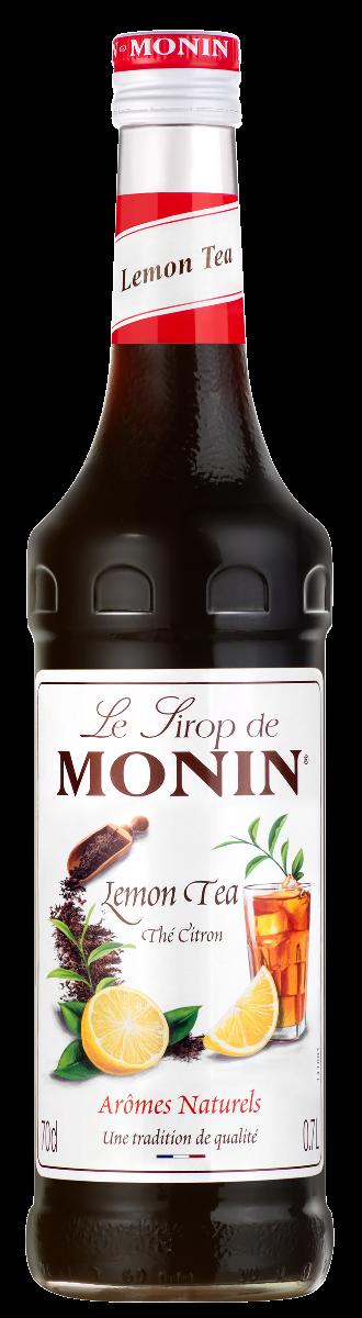 Sirop Thé Citron, Monin (70 cl)