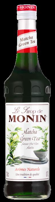 Sirop Thé Vert Matcha, Monin (70 cl)