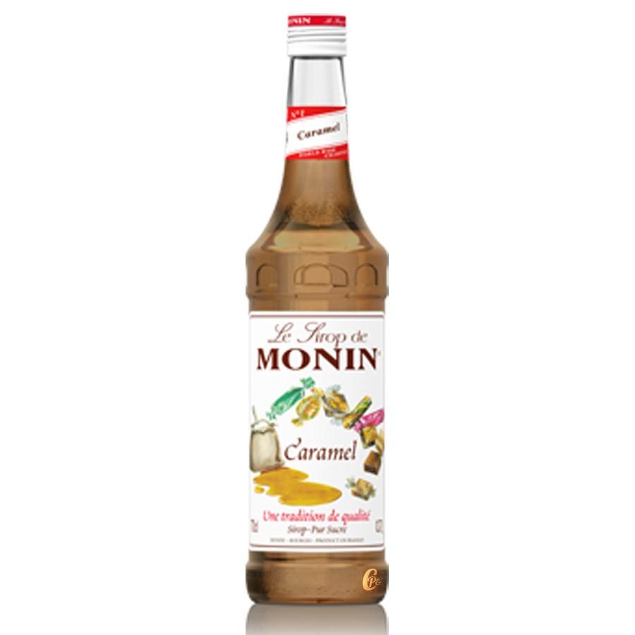 Sirop de caramel Monin (70 cl)