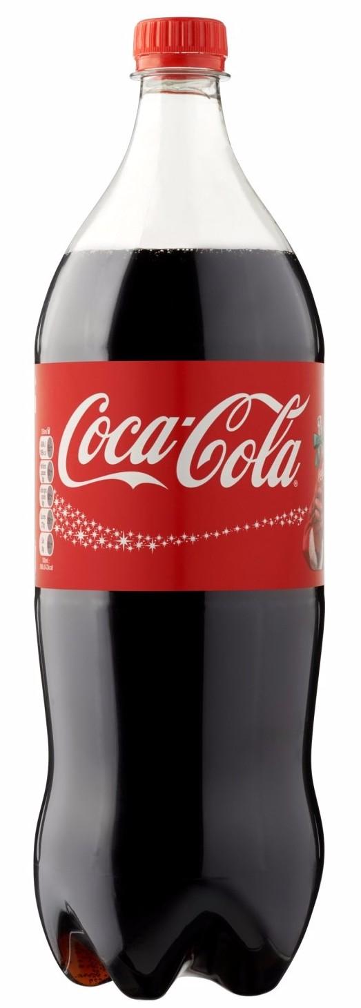 Coca-Cola (1.5 L) - Livré frais