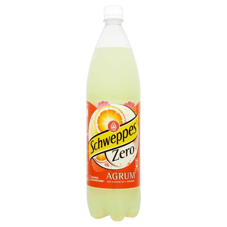 Schweppes Agrum'Zero (1,5 L)