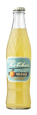 Soda Orange, Ritchie (33 cl)