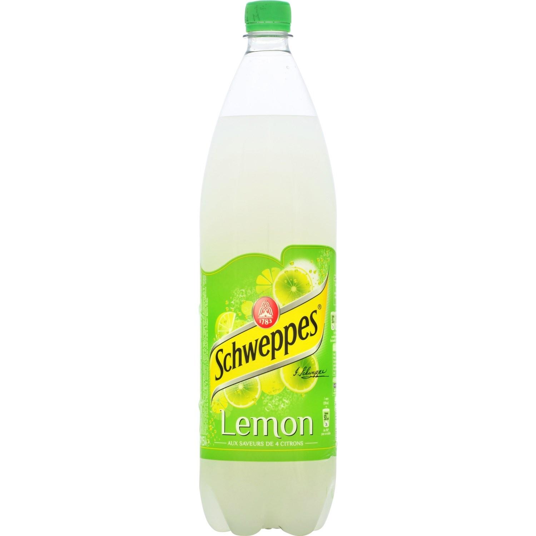 Schweppes Lemon (6 x 1,5 L)