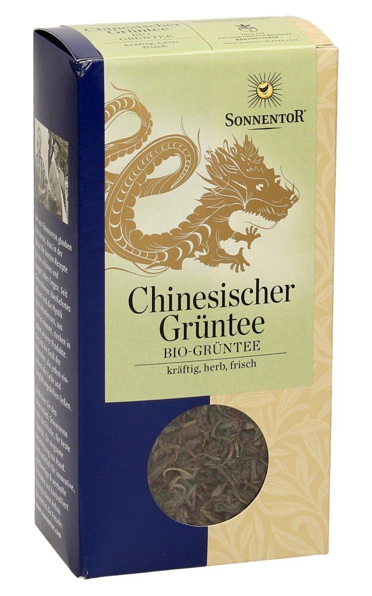 Thé vert de Chine BIO, Sonnentor (x 18)