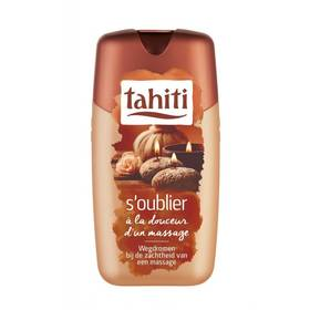 Gel douche Vibration s'oublier, Tahiti douche (250 ml)