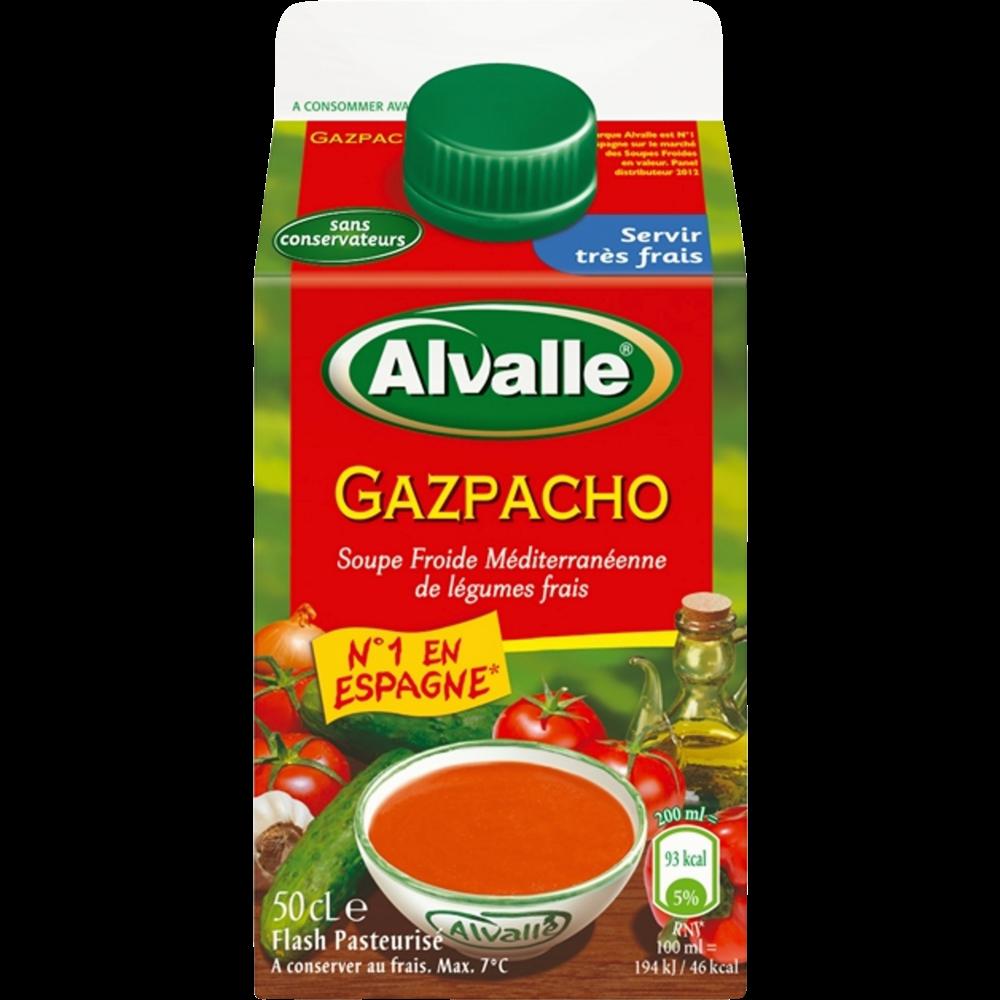 Gazpacho de légumes frais, Alvalle (50 cl)
