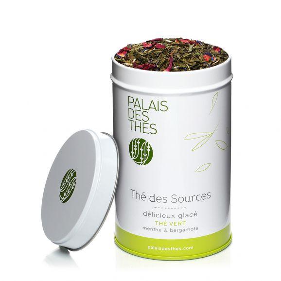 Thé vert des Sources, Palais des Thés (100 g)
