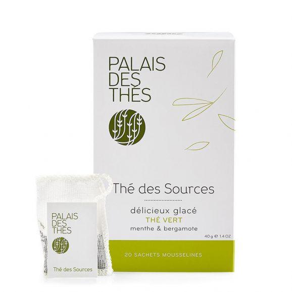 Thé vert des Sources, Palais des Thés (x 20)