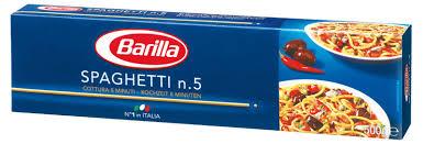 Spaghetti, Barilla (500 g)
