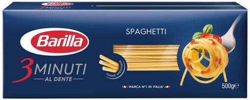 Spaghetti cuisson rapide, Barilla (500 g)