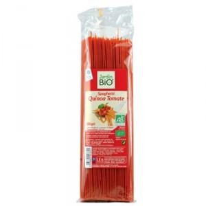 Spaghetti au quinoa à la tomate BIO, Jardin Bio (500 g)