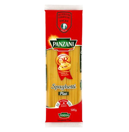 Spaghetti plat, Panzani (500 g)