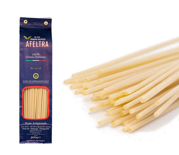 Spaghettone di gragnano pâtes artisanales IGP, Afeltra (500 g)