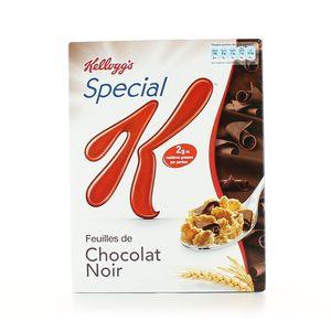 Spécial K feuilles de chocolat noir, Kellogg's (300 g)