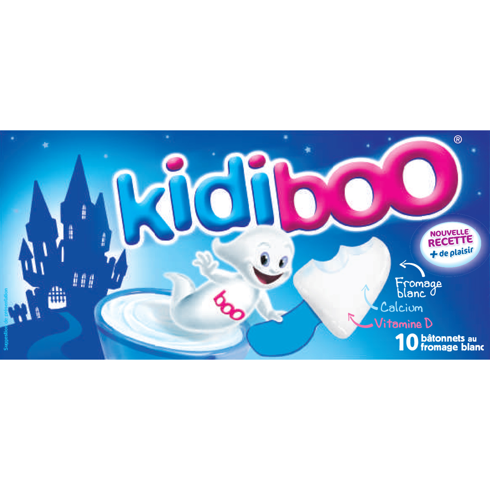 Kidiboo (x 10, 200 g)