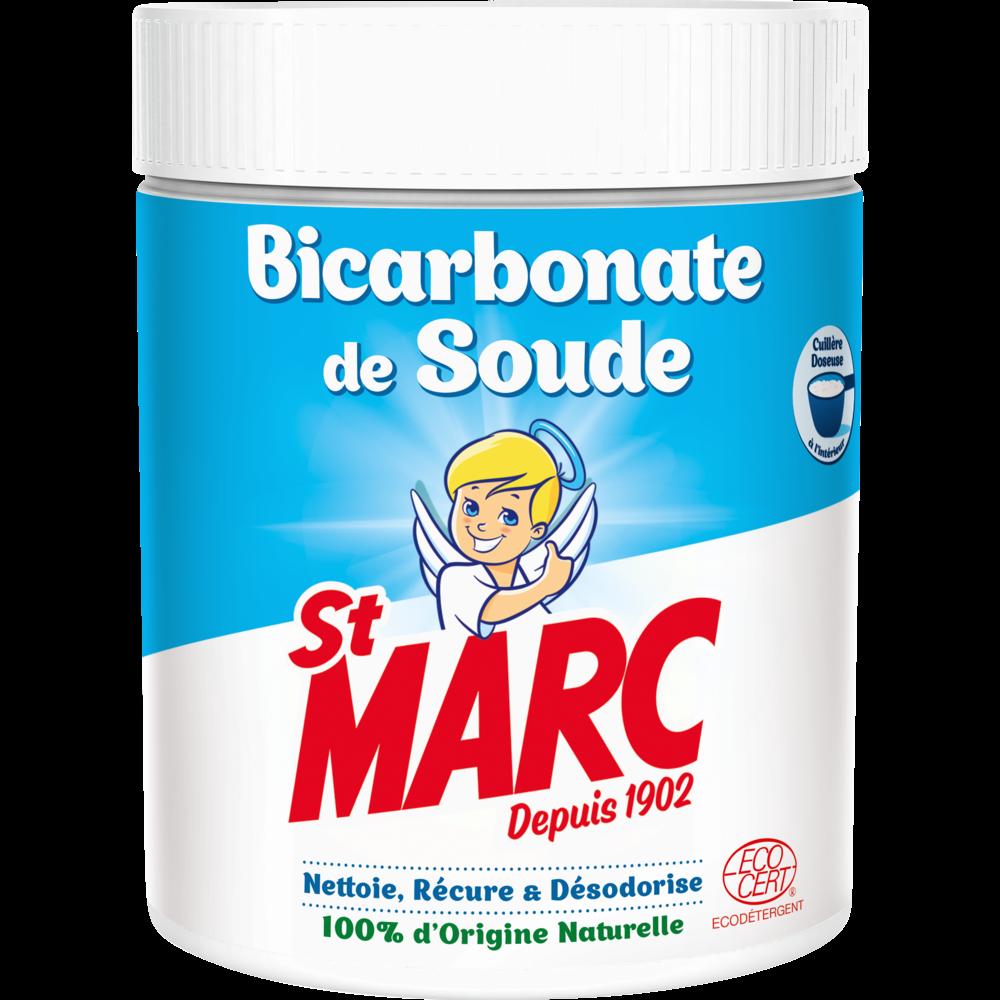 Bicarbonate de soude, St Marc (500 g)