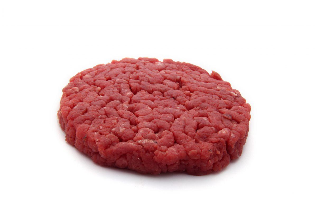 Steak haché de bœuf race Aubrac 15%, Maison Conquet (x 2, 300 g)
