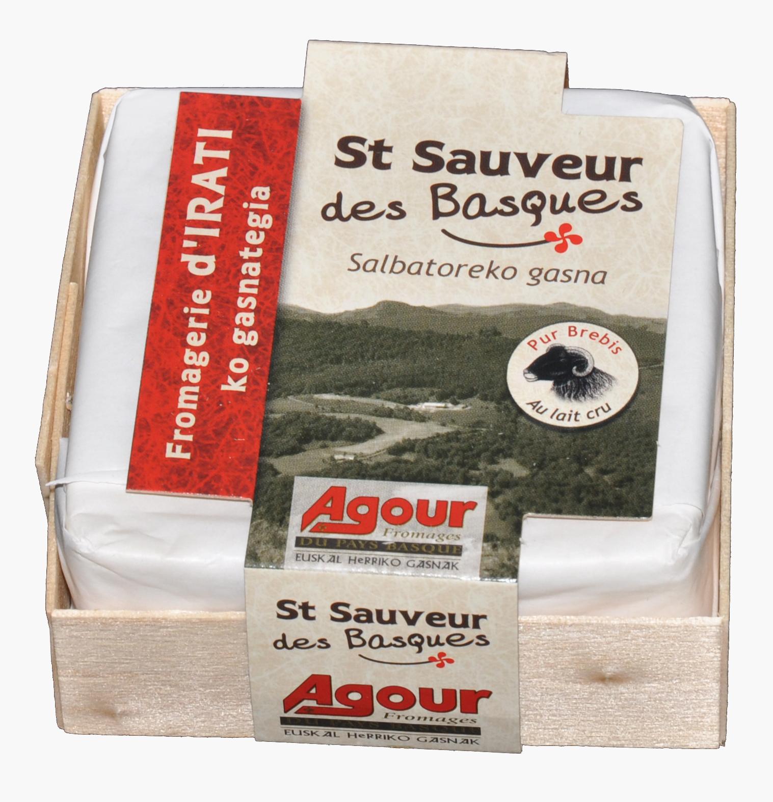 St Sauveur des Basques (220 g)