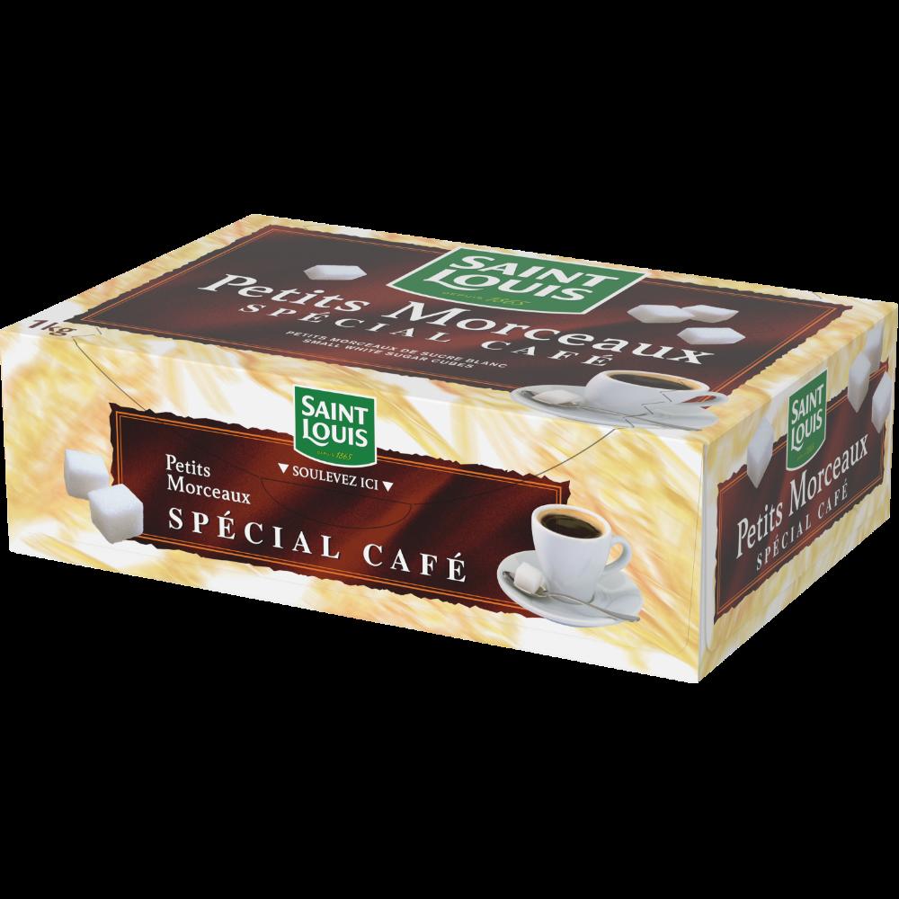 Sucre petits morceaux spécial café, St Louis (1 kg)