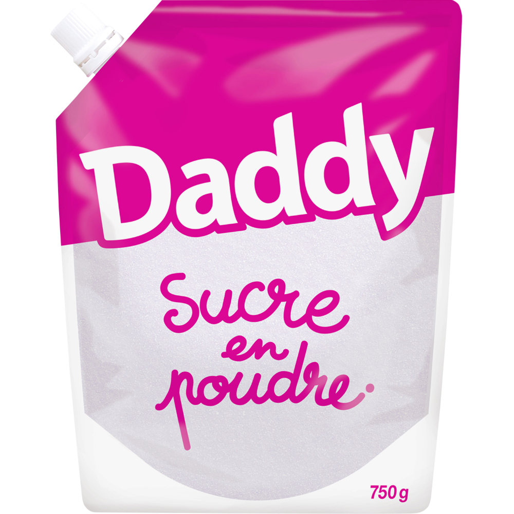 Sucre semoule, Daddy (750 g)