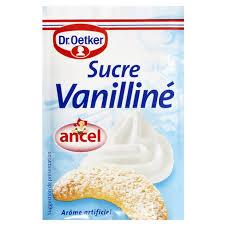 Sucre vanilliné, Dr Oetker (10 x 8 g)