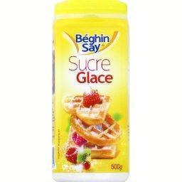 Sucre glace en saupoudreuse, Beghin Say (500 g)