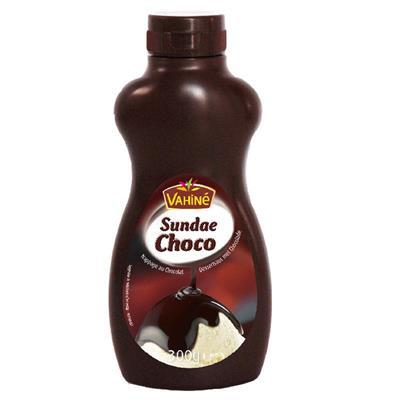 Nappage sundae chocolat, Vahiné (350 g)