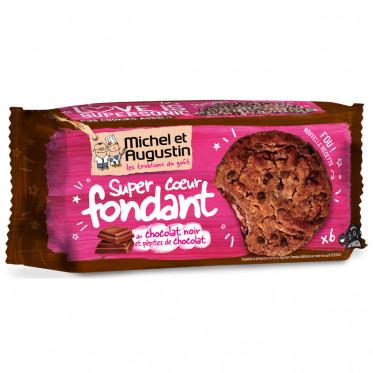 Cookie Fondant Tout Choco, Michel et Augustin (180 g)