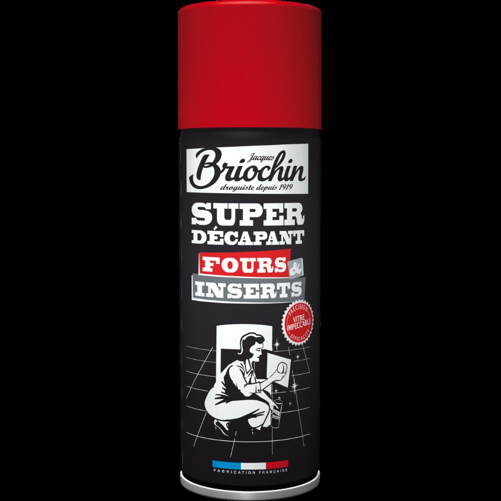 Super décapant pour fours et inserts, Briochin (500 ml)