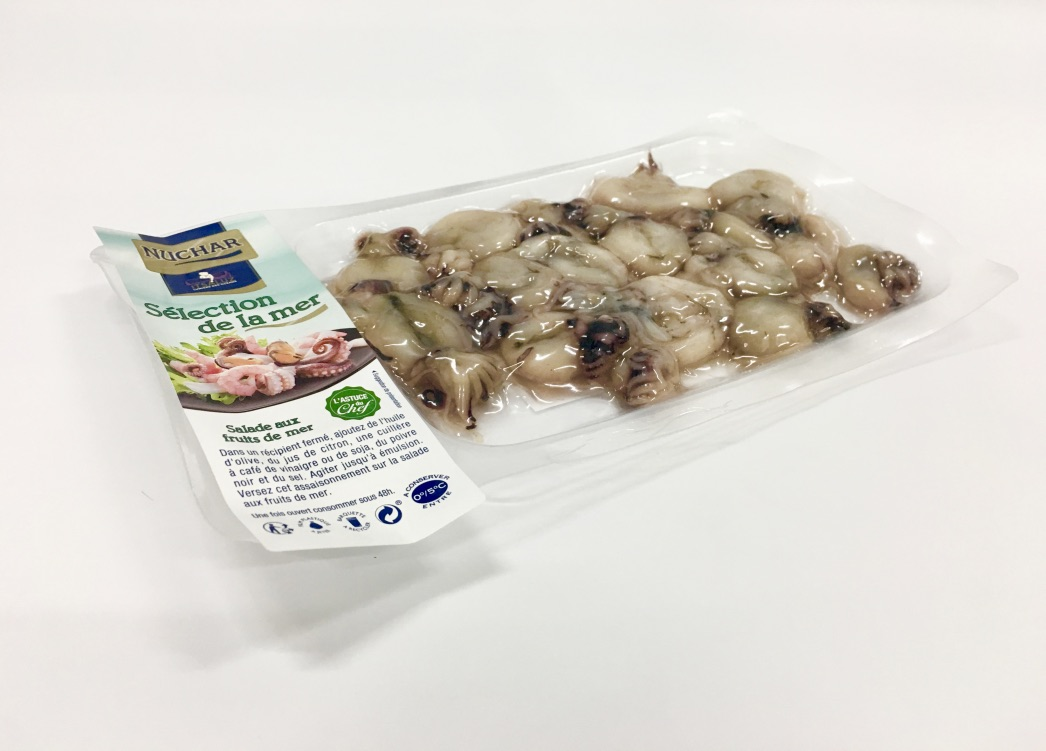 Supions cuits, Nuchar (150 g)