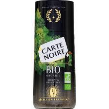 Café soluble BIO, Carte Noire (95 g)