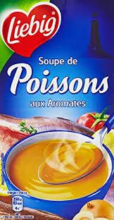 Soupe de poissons aux aromates, Liebig (1 L)