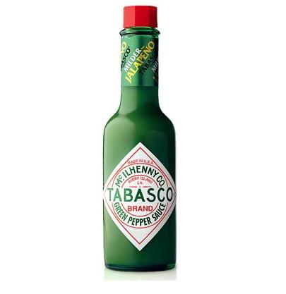 Tabasco vert (148 ml)