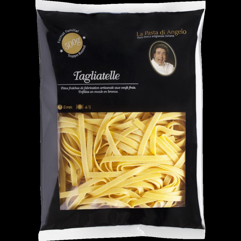 Tagliatelles fraîches, La Pasta Di Angelo (500 g)