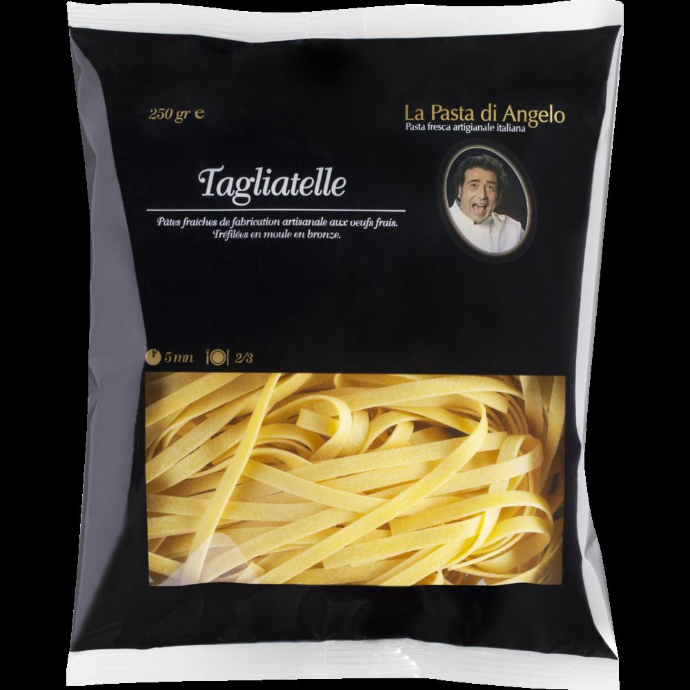 Tagliatelles fraîches, La Pasta Di Angelo (250 g)